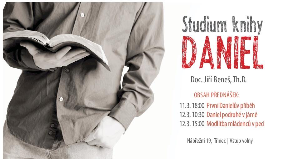 Studium knihy Daniel.indd