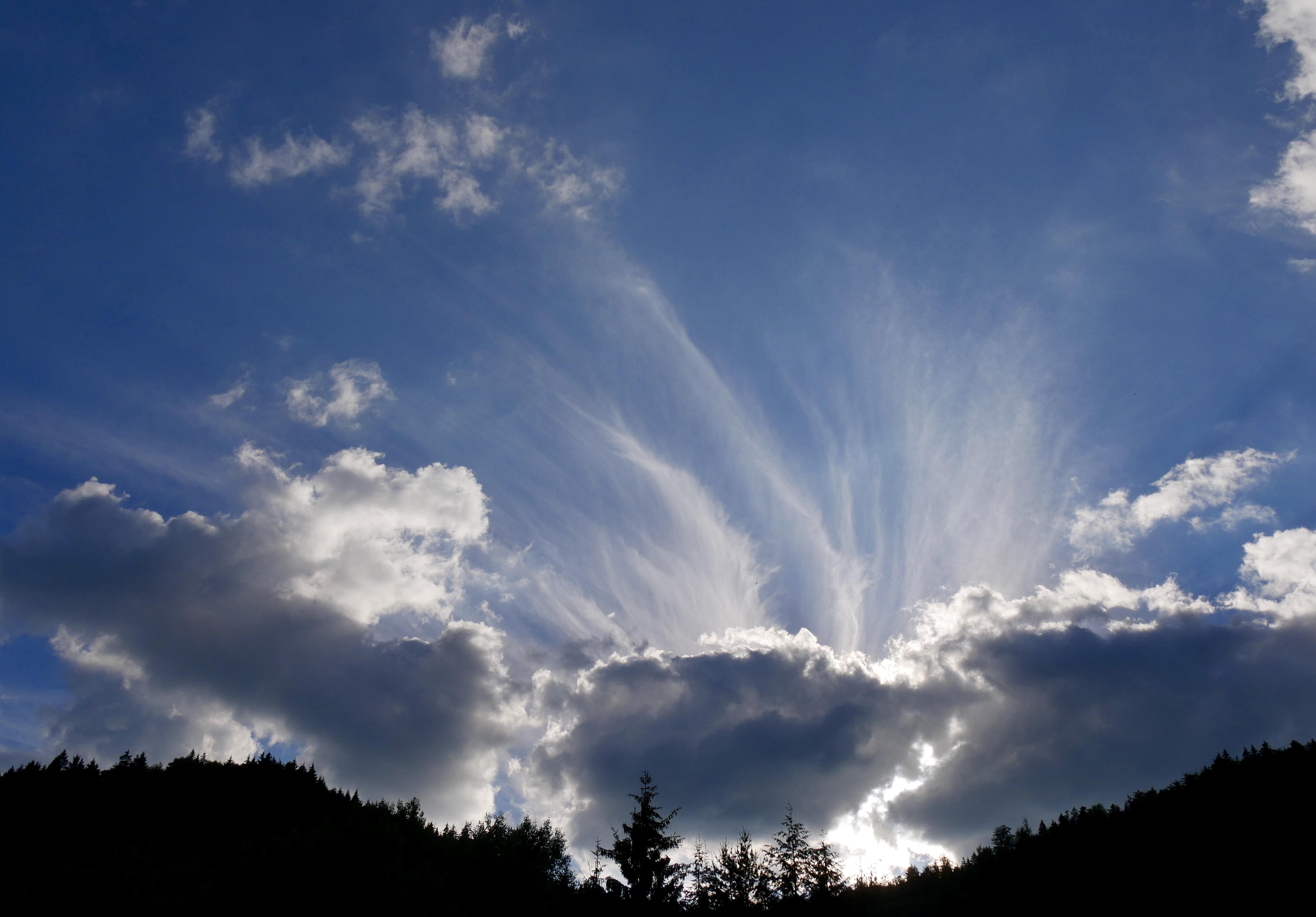 Wolken (copyright Monika Hildebrandt churchphoto.de) - ID 29008